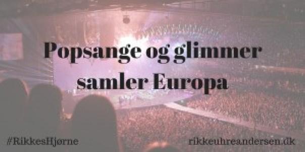 I anledning af Melodi Grand Prix og Eurovision