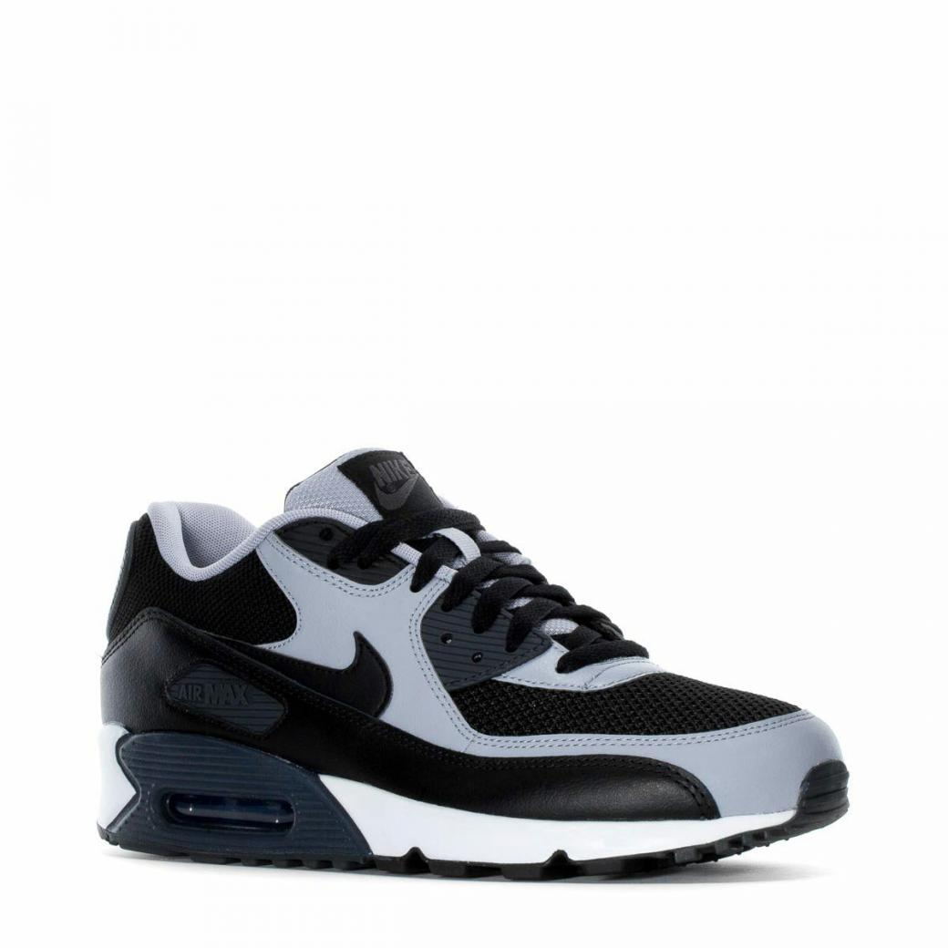 Air Max Classic Air Max 90 Essential Black Wolf Grey Anthracite Bla Mens Nike Classic