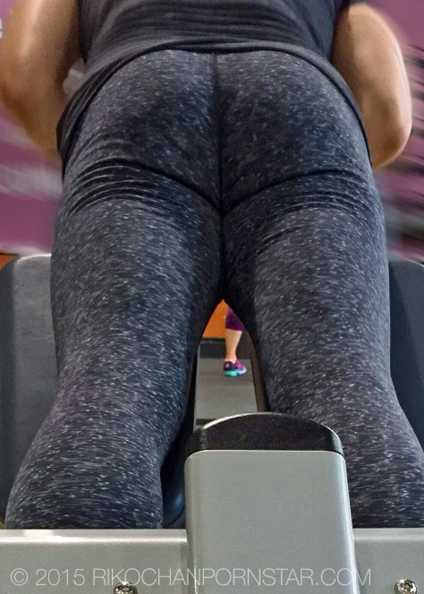 Squeeze those glutes!