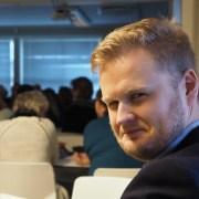 Lars Christian Gjøsæther, rektor