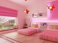 15 Twin Girl Bedroom Ideas to Inspire you - Rilane