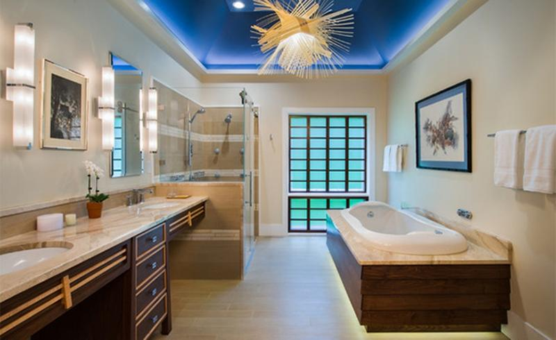 15 Exotic Asian Inspired Bathroom Design Ideas - Rilane - bathroom designs ideas