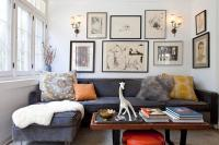 20 Modern Chic Living Room Designs to Inspire - Rilane