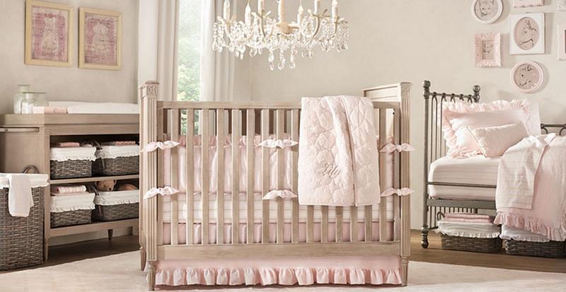 16 Adorable Baby Girls Nursery Ideas Rilane
