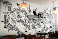 10 Artistic Living Room Wall Art Designs - Rilane