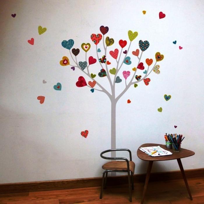 10 Artistic Living Room Wall Art Designs - Rilane - artistic wall design