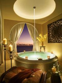 15 Aromatic Bathrooms with Candle Design - Rilane