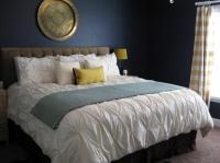 18 Vibrant Navy Blue Bedroom Design Ideas - Rilane