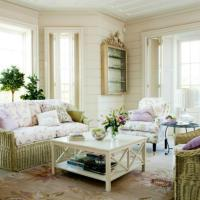 20 Distressed Shabby Chic Living Room Designs To Inspire ...