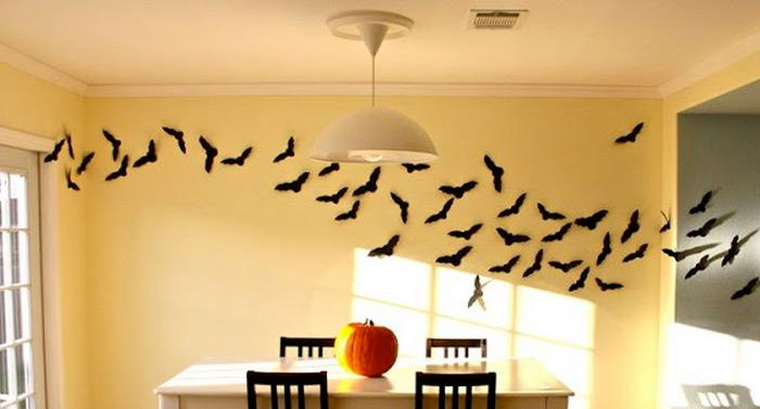 Halloween Wall Decorations Ideas - Elitflat