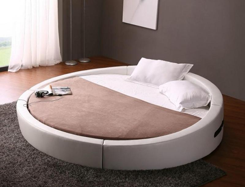 Rundes Bett Round Bed Designs In 10 Ultra Chic And Modern Bedrooms