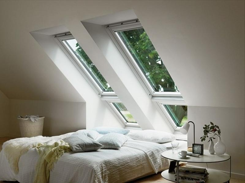 Dachboden Ausbauen Ideen 15 Charming And Breezy Bedroom Designs With Skylights - Rilane