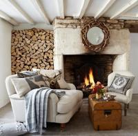 30 Distressed Rustic Living Room Design Ideas To Inspire ...