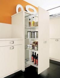 10 Super Modern Kitchen Pantry Cabinets - Rilane