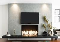 Fake Fireplace in 10 Superb Designs for Warmth in Your