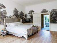 Bedroom Wall Murals in 25 Aesthetic Bedroom Designs - Rilane