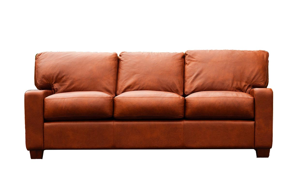 Albany Leather Sofa Riley S Real Wood Furniture