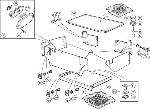triumph tr8 wiring diagram