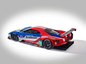 Ford GT: el retorno a Le Mans, tras 50 años de su victoria