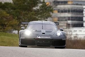 El sucesor del 911 RSR entra en fase final de pruebas