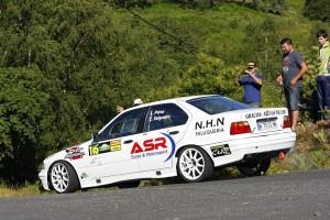 Positivo Rallye Sur do Condado para ASR RallyeSchool