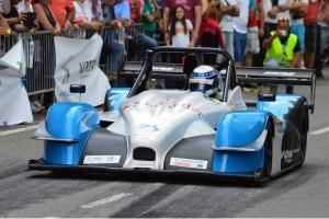 Andrés Vilariño se impone entre los carrozados en la Subida a La Bien Aparecida