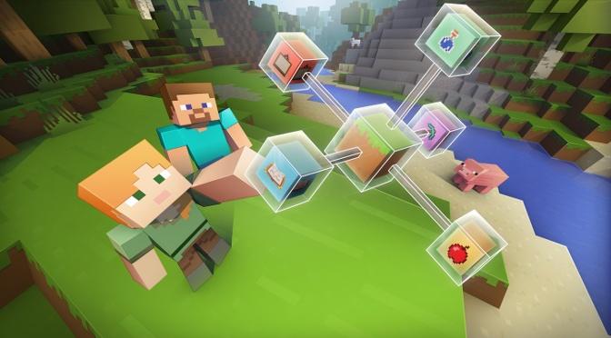 Minecraft llega a las escuelas
