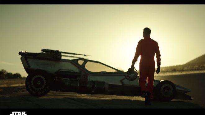 Nuevo carro X-wing en Comiccon