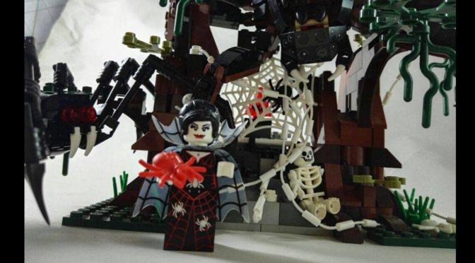 El monstruoso mundo Lego!