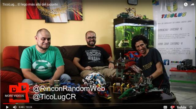 TicoLug: El lego más allá del juguete