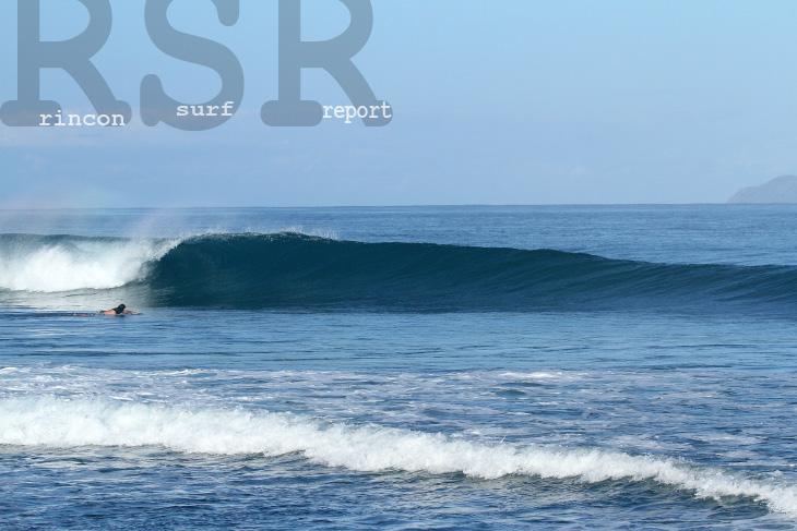 Rincon, Puerto Rico \u2013 Monday, Jan 23, 2017 Rincon Surf Report and