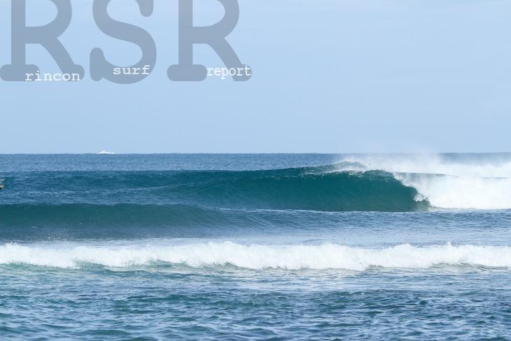 Rincon Surf Report \u2013 Wednesday, Jan 17, 2018 Rincon Surf Report