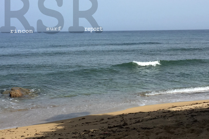 Rincon Surf Report \u2013 Monday, July 2, 2018 Rincon Surf Report and