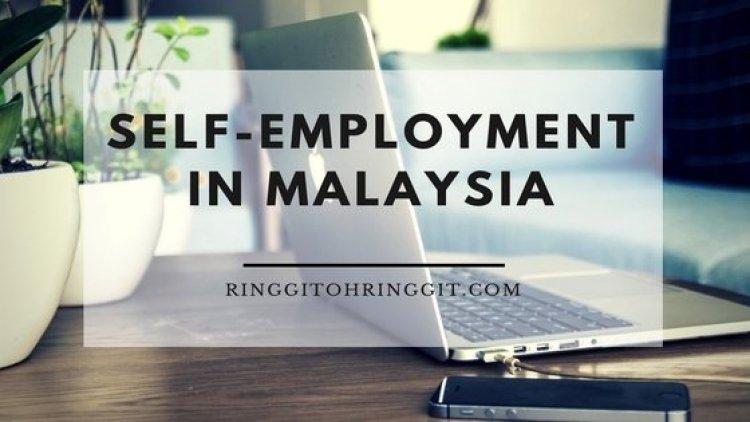 Self-employment in Malaysia