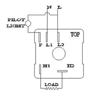 kleenmaid oven wiring diagram