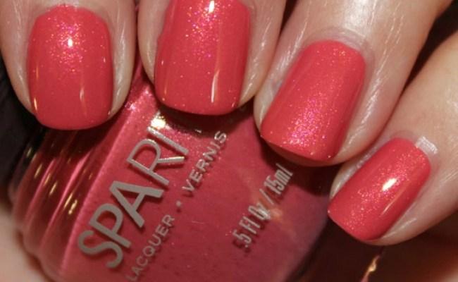 Spa Ritual Nails Ringlets Sass Salon