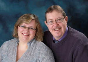 Julie & Stuart
