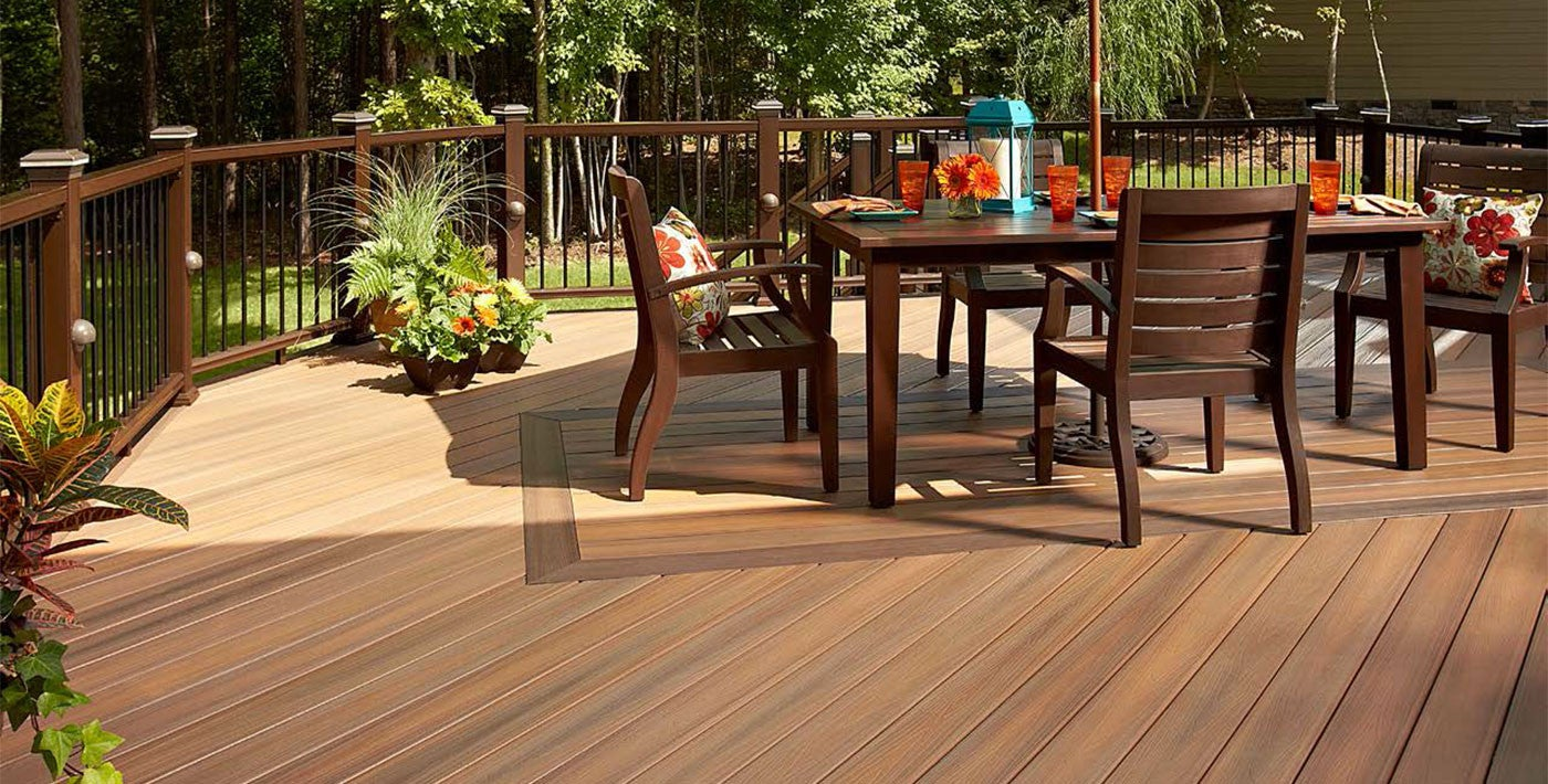 Decking Panels Decking Fencing Landscape Ring S End