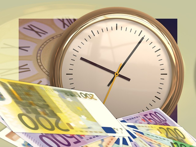 時間と収入