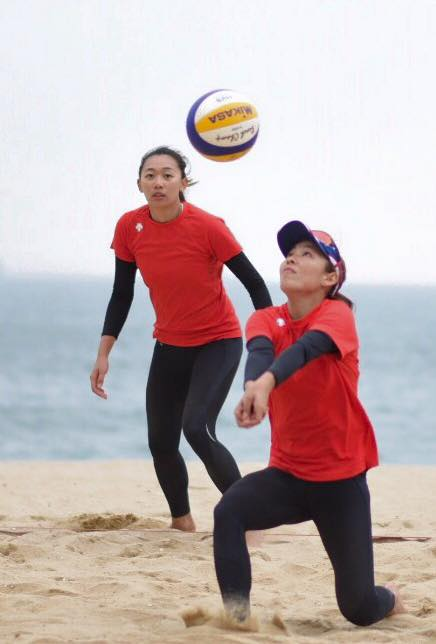 Beachvolleyball01