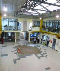 Se ampla el Patio Interno en Casa Central de RUS  RUS Media