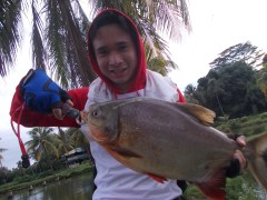 Trip Mancing Rawa Kalong Casting Ground Rcg Bersama