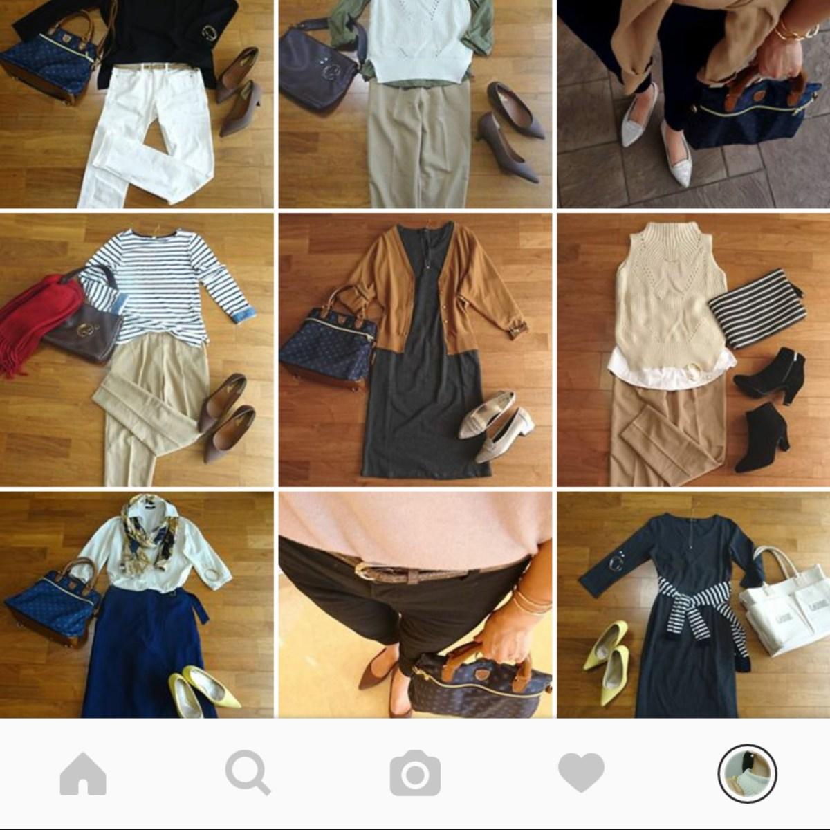 instagramでいいねが多かった30代ママの秋コーディネ―ト☆