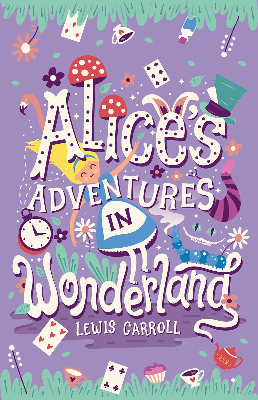 Friends Series Quotes Wallpaper Alice S Adventures In Wonderland Risa Rodil