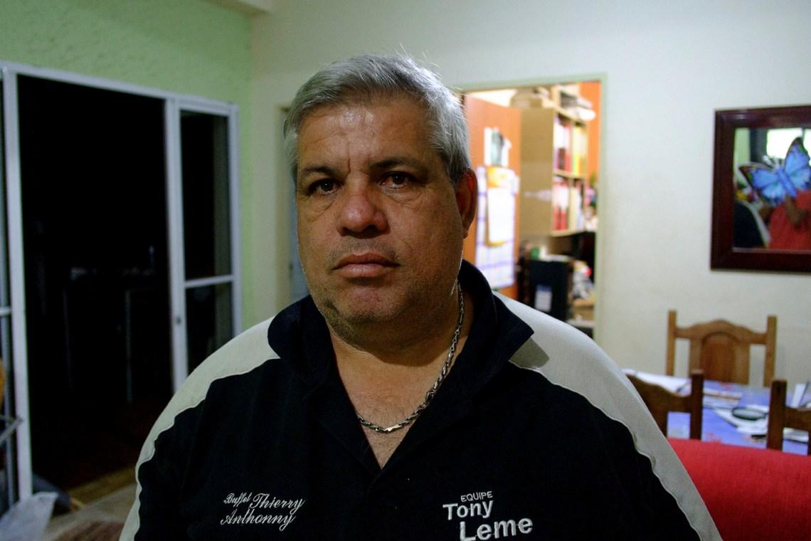 Tony Leme.