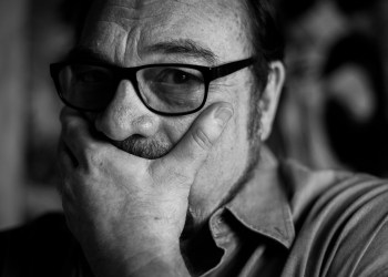 Rubens Ewald Filho, por Rafael Roncato, para Risca Faca
