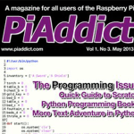 PiAddict issue 3 now available