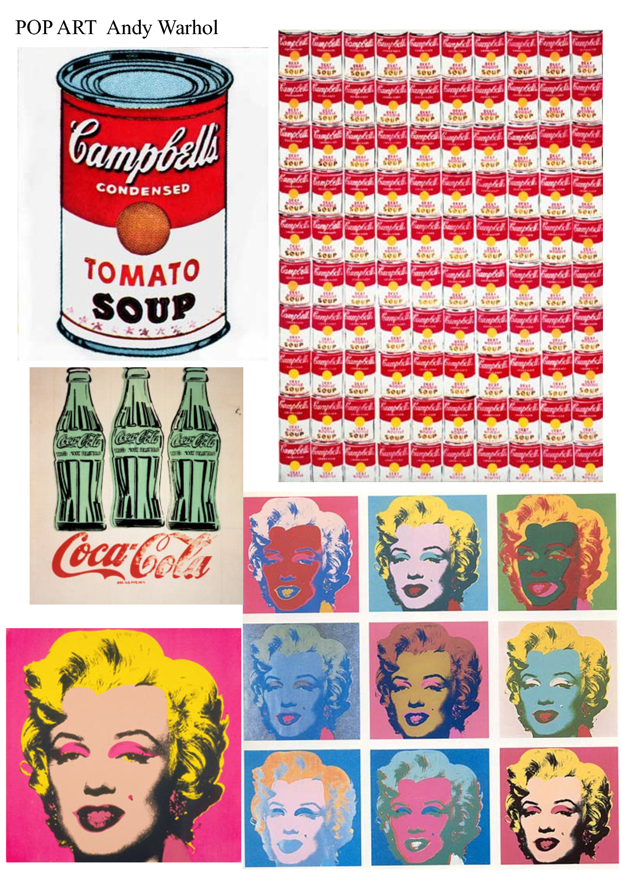 Marilyn Pop Art Andy Warhol Warhol Pop Art Vl84 Jornalagora