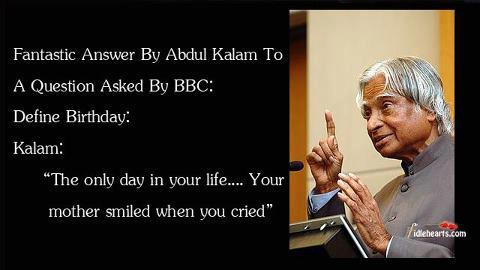 Dhirubhai Ambani Quotes Wallpaper Fantastic Answer By Abdul Kalamfantastic Answer By Abdul