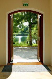 An Open Door - Rising Sun Energy Center